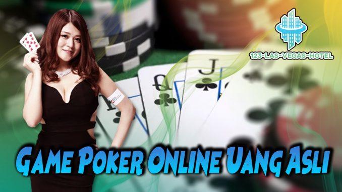Keuntungan Bermain Game Poker Online Uang Asli Bagi Para Pemainnya